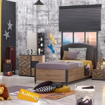 Εφηβικό Δωμάτιο Active