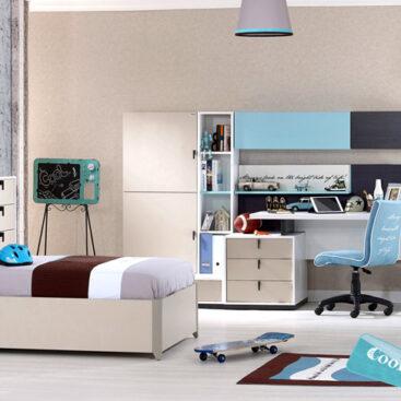 Εφηβικό Δωμάτιο Cool